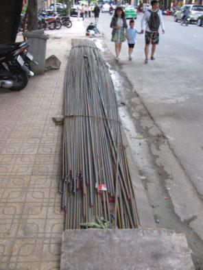 Арматура для строительства домов в Нячанге