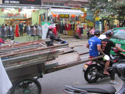 Перевозка грузов во Вьетнаме
