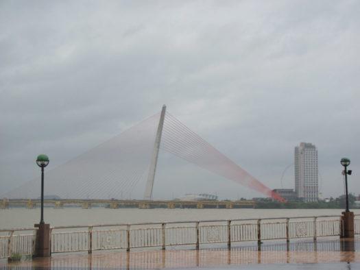 Вантовый мост в Дананге