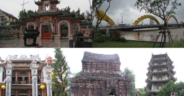 Святилище Мишон (Mỹ Sơn): руины империи Чампа