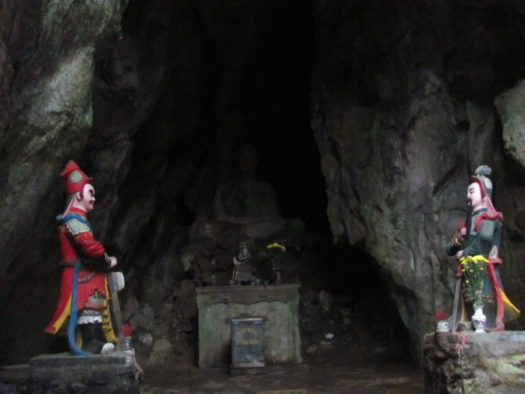 Святилище, Мраморные горы, Дананг