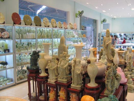 Изделия из мрамора, Мраморные горы, Дананг, Вьетнам