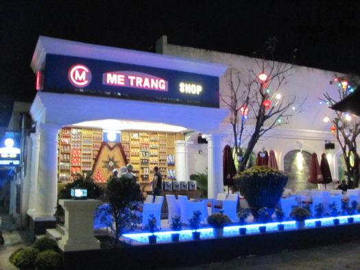 Шоу-рум и кофейня Me Trang, Нячанг, Вьетнам