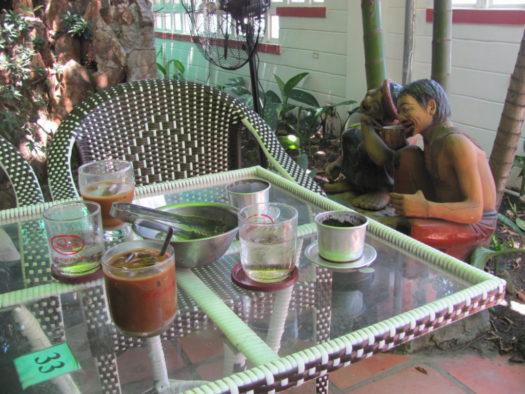 Кофе по-вьетнамски со льдом