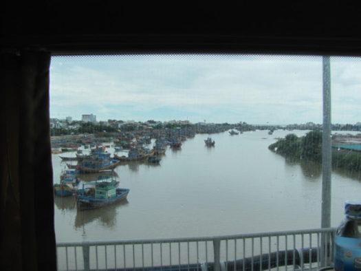 Рыбацкие лодки, Муйне, Вьетнам