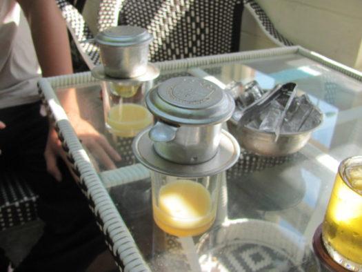 Фин для кофе по-вьетнамски