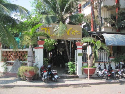 Кофейня Thuần Việt, Нячанг, Вьетнам