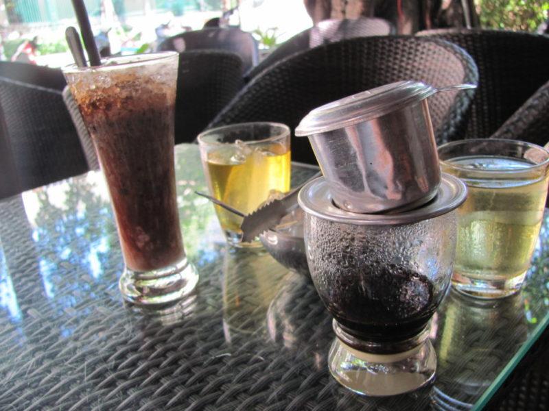 Кофе в фине по-вьетнамски - как заваривать, а также про вьетнамскую сгущенку и кофейную философию