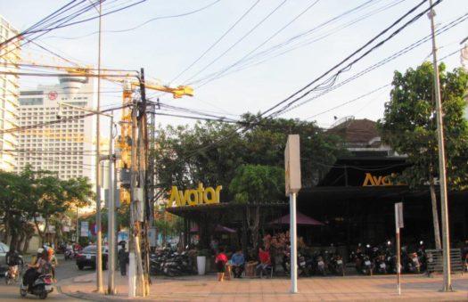 Кафе Avatar, Нячанг, Вьетнам
