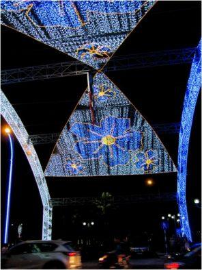 Новогодняя иллюминация, Нячанг