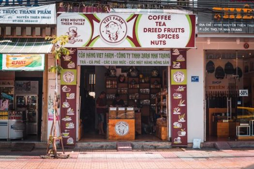 Магазин Viet Farm, Нячанг