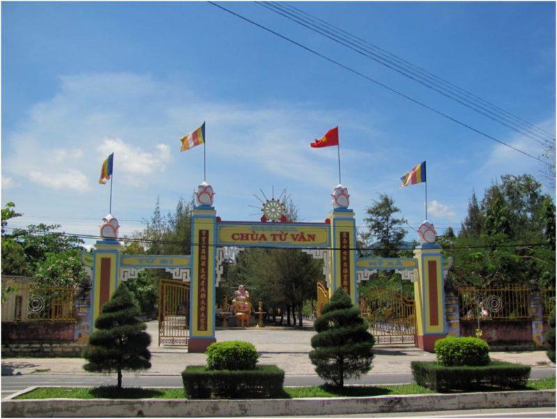 Лабиринт Дракона в Нячанге (точнее, в городке Камрань) - очищение от грехов, тренировка и Коралловый храм
