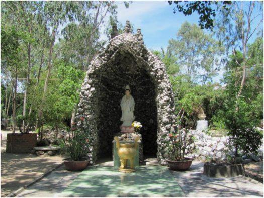 Статуя Богини Милосердия, Từ Vân, Камрань, Вьетнам