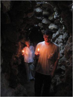 Свечи в Лабиринте Дракона, пагода Từ Vân, Камрань