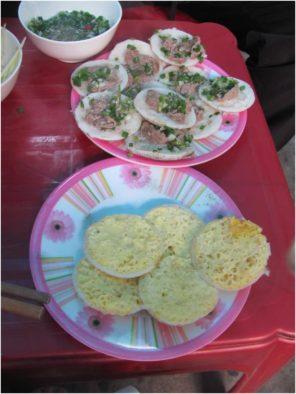 Бань кан (bánh căn), Нячанг