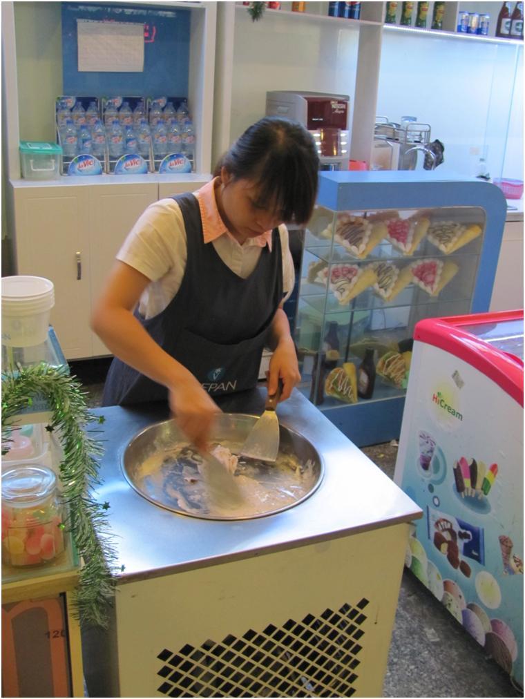 Мороженое мороженое от Icepan, Нячанг