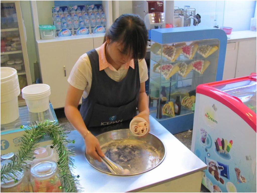 Мороженое от Icepan, Нячанг