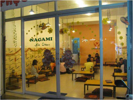 Ресторан корейской кухни Nagami, Нячанг
