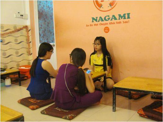 Молодежь в Nagami, Нячанг