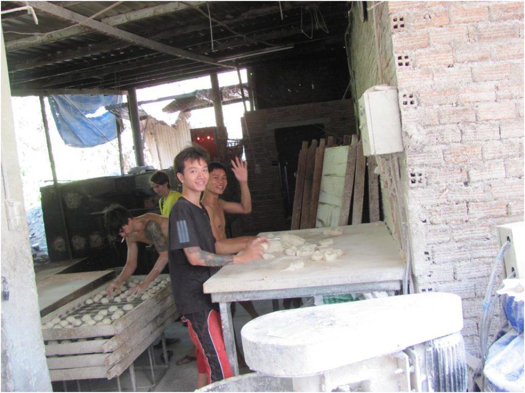 Вьетнамская пекарня, Нячанг