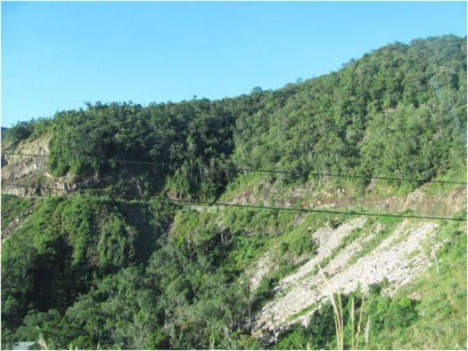 Долина по дороге в Далат