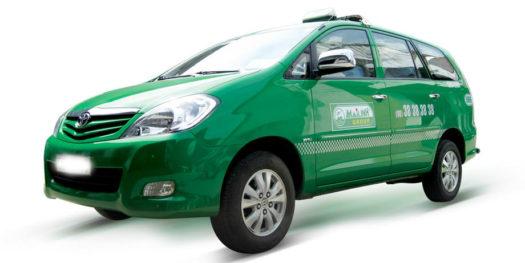 Такси Mai Linh в Нячанге