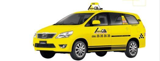 Taxi Asia в Нячанге