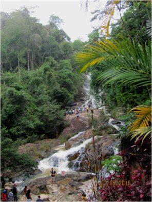Водопад Датанла, Далат, Вьетнам