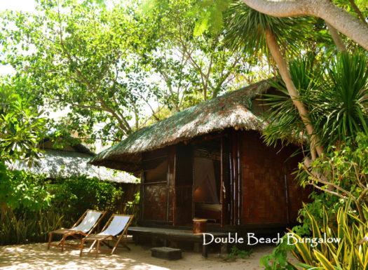 Бунгало в Whale Island Resort на острове Хон Онг