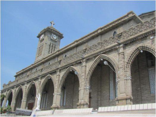 Католический собор Нячанга