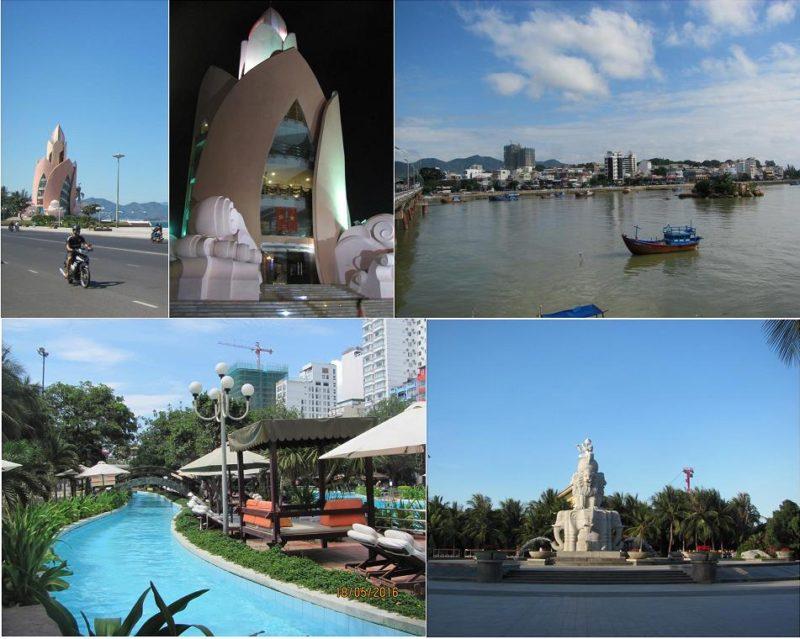 Районы Нячанга с отелями для туристов,  квартирами для зимовщиков, или Где в Нячанге поселиться, чтоб не хотелось утопиться