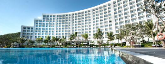 Главный корпус Vinpearl Nha Trang Bay Resort & Villas