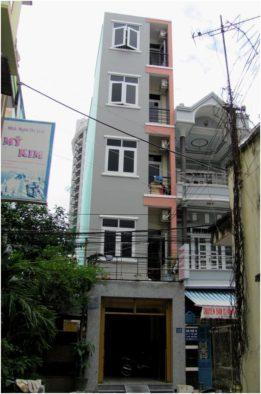 Типовой вьетнамский апарт-отель