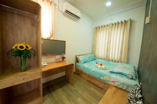 Фото комнаты с airbnb в Нячанге