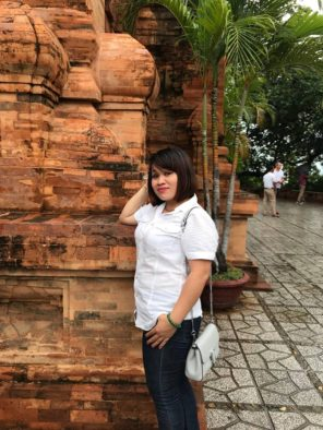 Нгуен Тхам, менеджер апарт-отеля