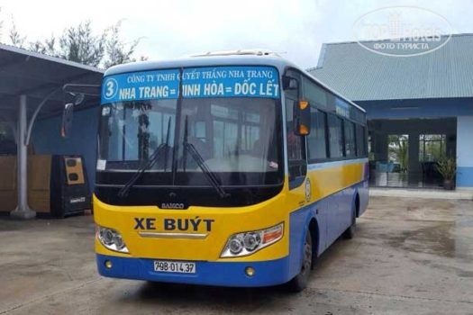 Автобус № 3 Нячанг - Зоклет