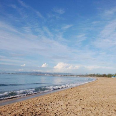 Пляж Нинь Чу в Фанранге