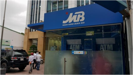 Банкомат Military Bank (MB) в Нячанге