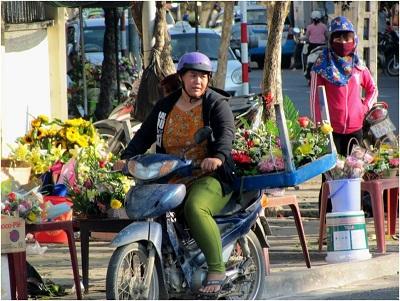 Как отмечают 8 Марта во Вьетнаме на примере Нячанга 2018