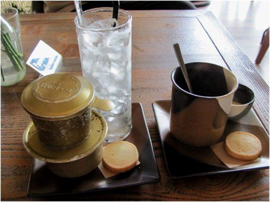 Кофе в RuNam Bistro в Нячанге