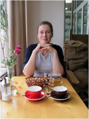 кофейня Кофе Брейк Комсомольска-на-Амуре