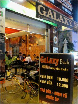 Кофейня Galaxy в Нячанге