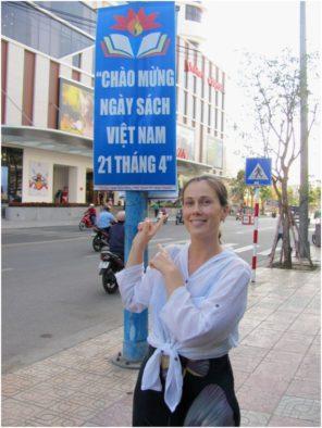 День книги 21 апреля во Вьетнаме