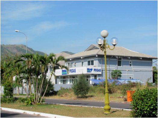 Офис Пегас Туристик в Нячанге