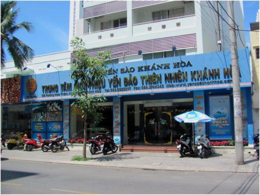 Шоу-рум Yen Sao Khanh Hoa