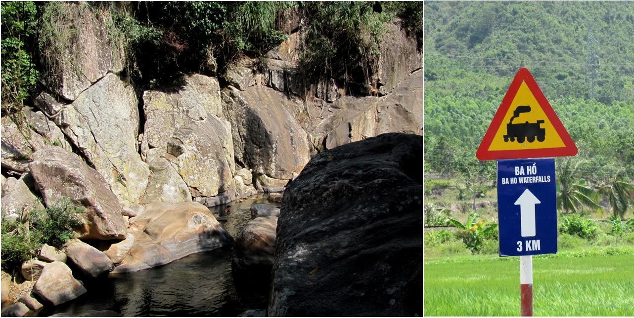 Как добраться к водопадам Бахо