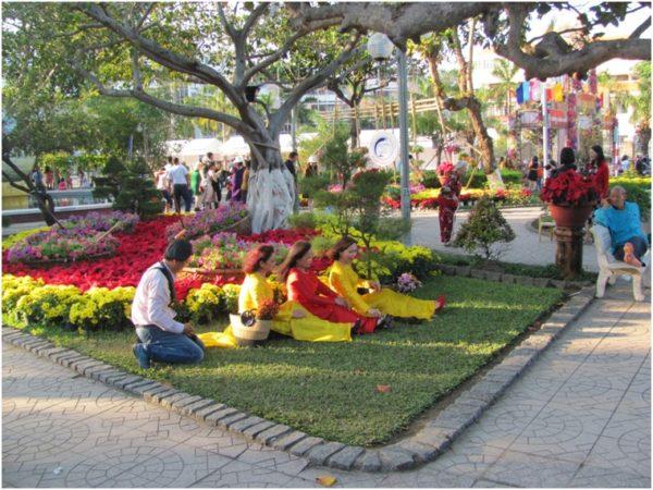 Вьетнамская новогодняя традиция