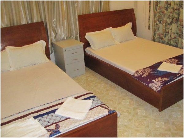 Номер Double Room Balcony в отеле Son Phuong
