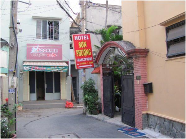 Отель Son Phuong в Хошимине