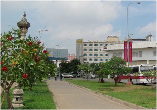 Казино в Камбодже